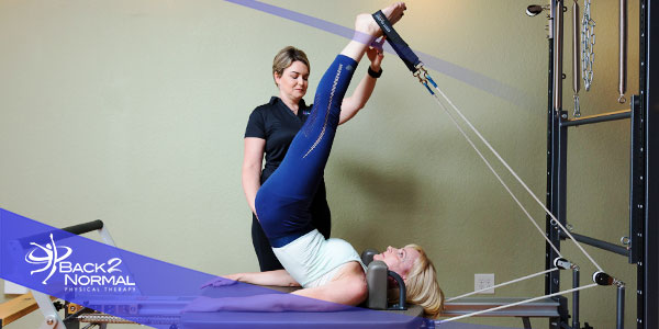 Effective Injury Rehabilitation with Pilates